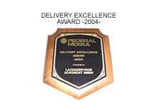 Delivery Excellence Award