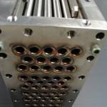 Laserschweißen von Wärmetauschern – auch Plattenwärmetauscher werden bei uns in großen Stückzahlen lasergeschweißt